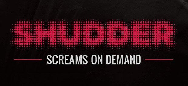 SHUDDER horror streaming service logo