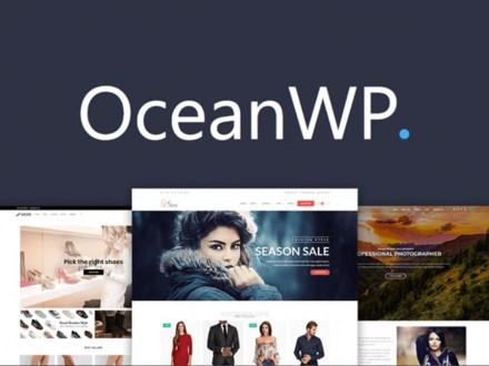 OceanWP Theme Free Version