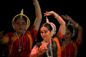 Odissi costumes and hairstyles