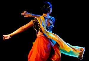 Kathak moves by Sanjukta Wagh