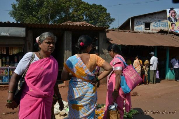Tarkarli market