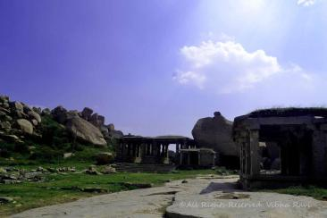 Hampi - the lost city