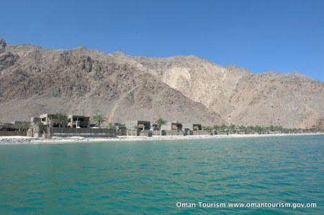 Six Senses; Photo Courtesy - Oman Tourism Board