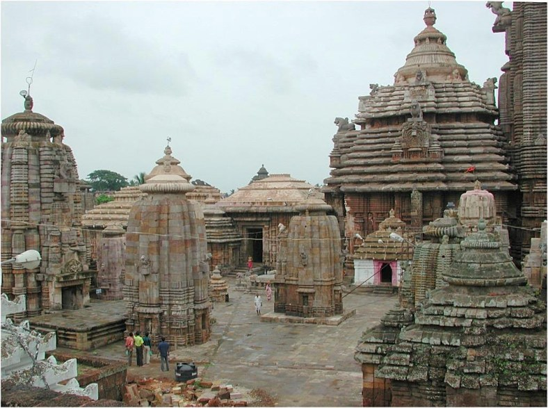 Lingaraj Temple, Bhubaneshwar