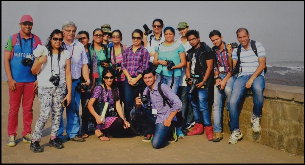 Xavier's March 2015 photography workshop students