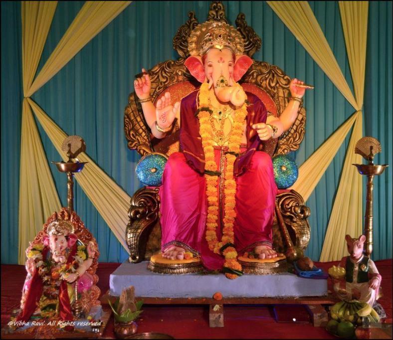 Another Ganapati Pandal