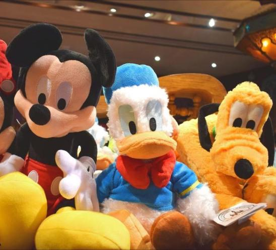 Disney merchandise is expensive by Indian standards, but worth buying as a memento if you're a Disney fan