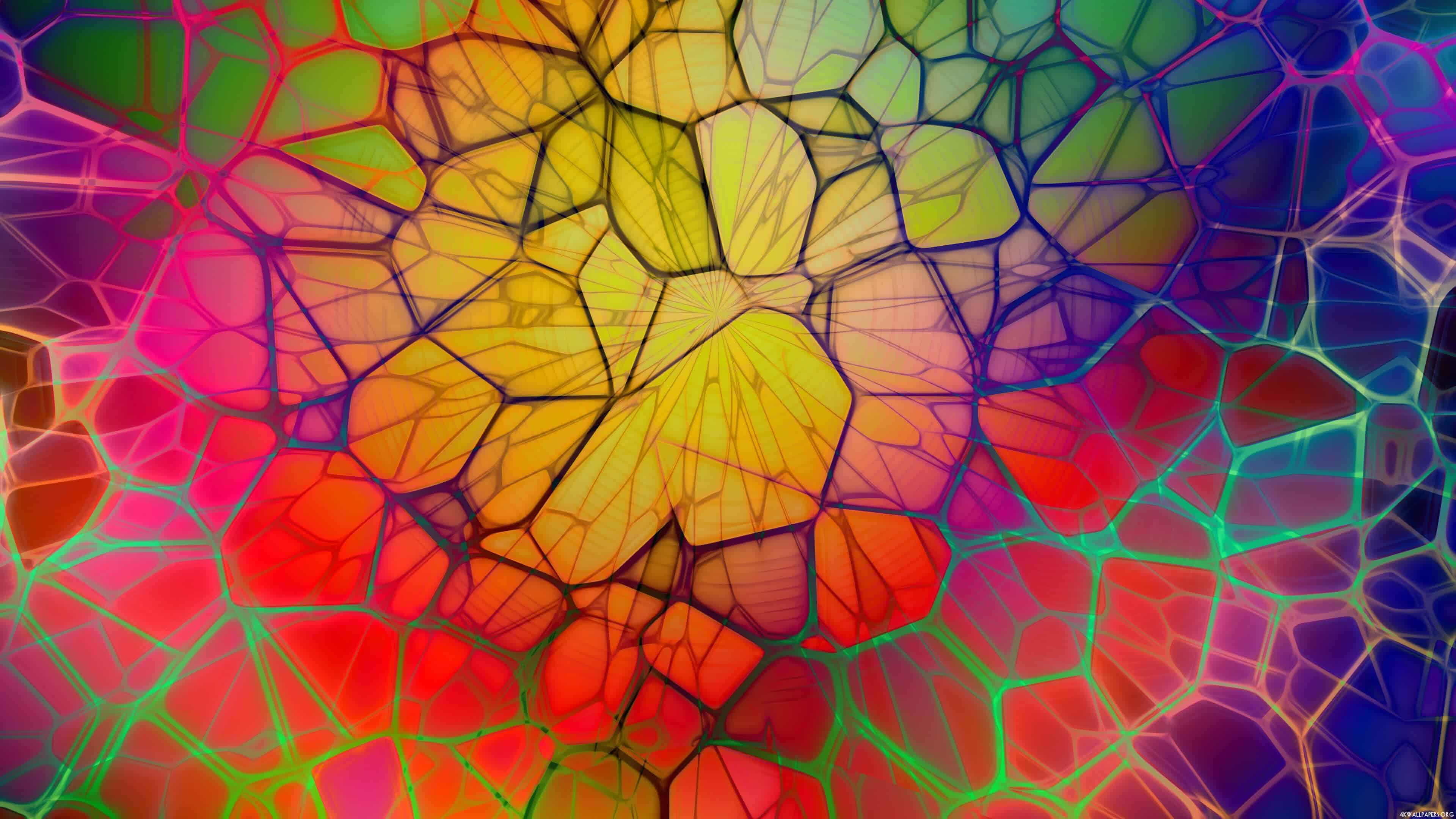 Colorful Abstract Uhd 4k Wallpaper  Pixelz