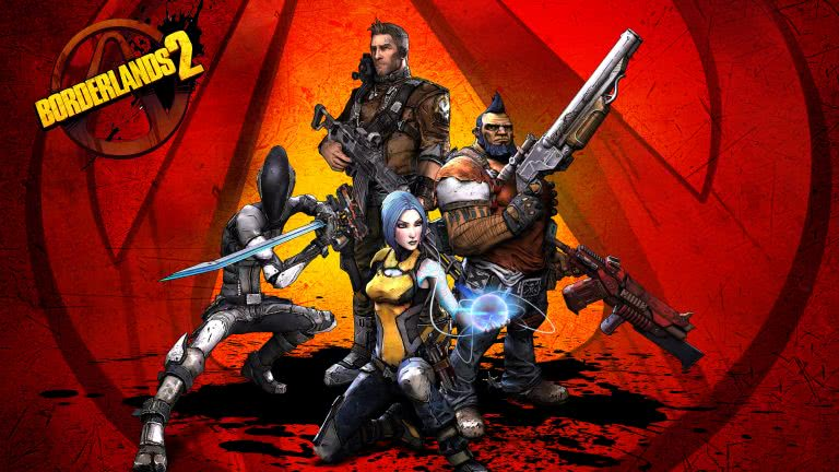 Borderlands 2 Wallpaper Hd Borderlands 2 Heroes Uhd 4k Wallpaper Pixelz