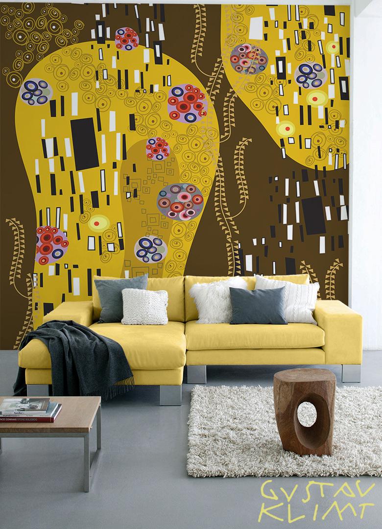 Fototapeta Abstrakcyjny Klimt, PIXERS