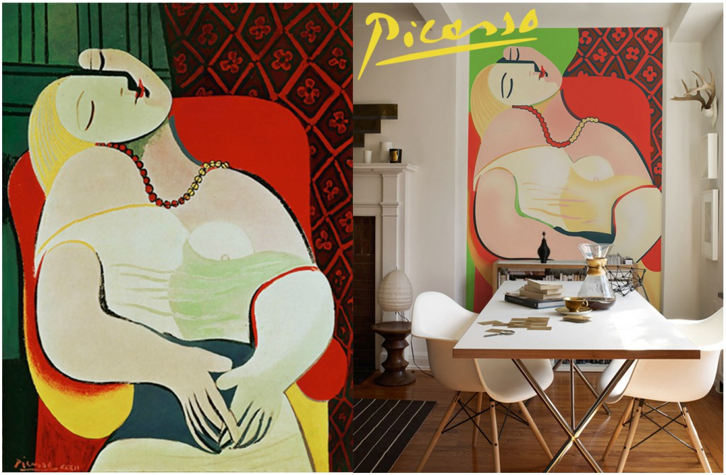 Picasso Sen - Obraz PIXERS