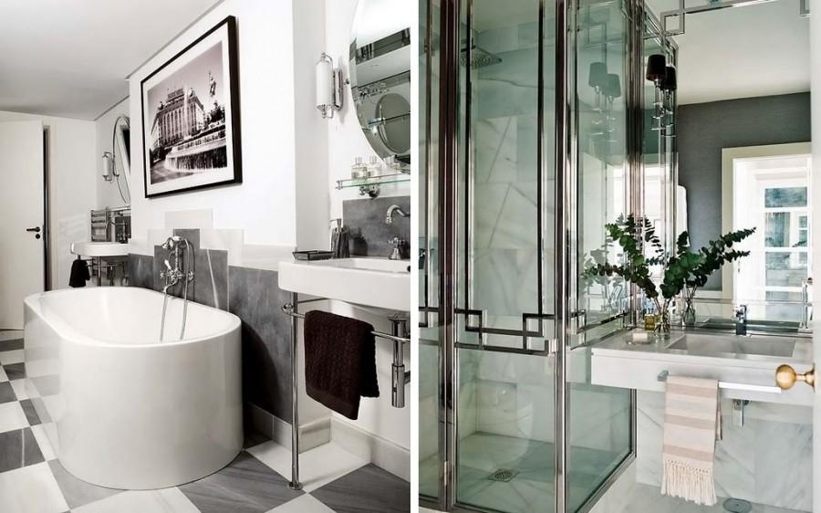Art Deco - Łazienka - PIXERS blog