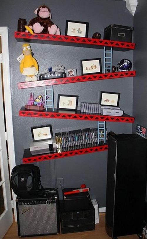 Mobiliario de videojuegos para el decorador que todos