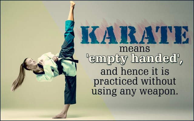 How to Learn Martial Arts at Home - The New and Unconventional Way ...