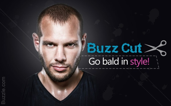 balding men, you too can look cool with these 5 classy