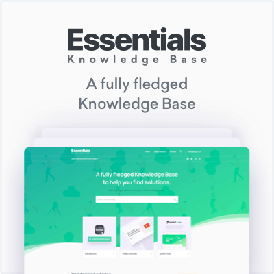 Essentials | Multipurpose WordPress Theme - 108