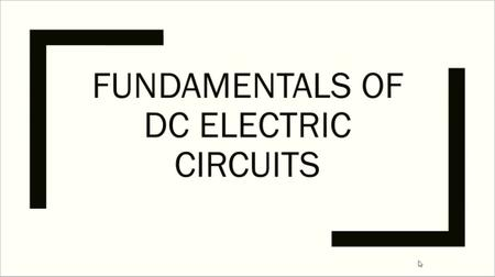 Complete Electric Circuits Course For Electrical