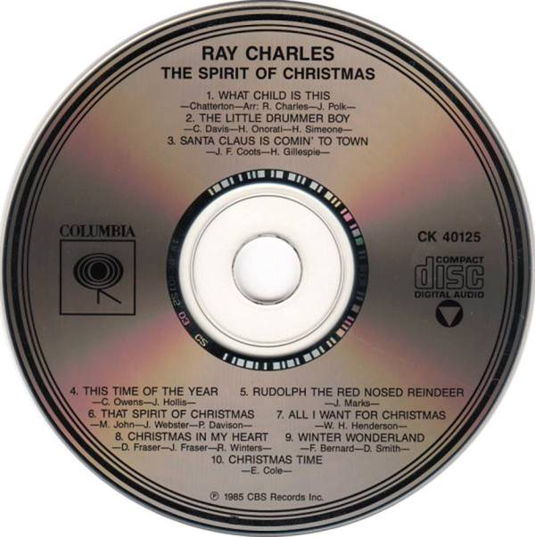 Ray Charles That Spirit Of Christmas.20 Ray Charles Christmas Sou Pictures And Ideas On Weric
