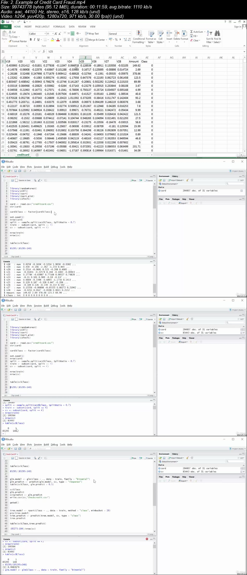 Fraud Analytics using R & Microsoft Excel / AvaxHome