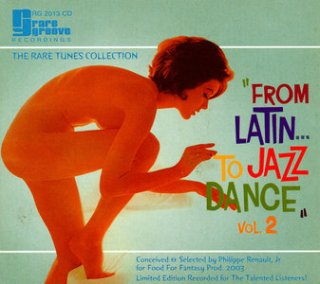 From Latin… To Jazz Dance, Volume 2 (2003)