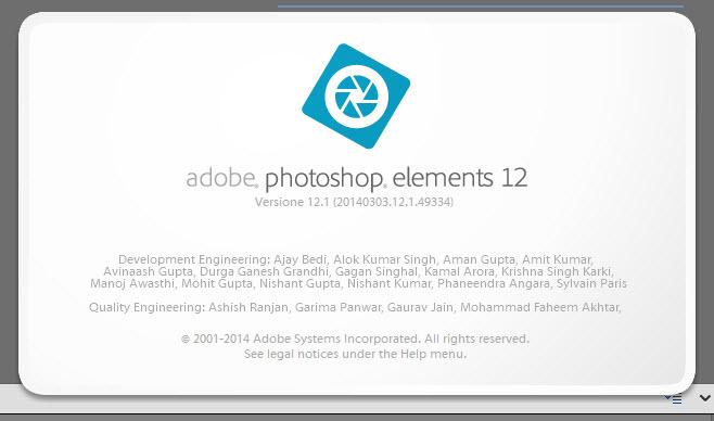 Adobe Photoshop Elements 12.1.49334 / AvaxHome