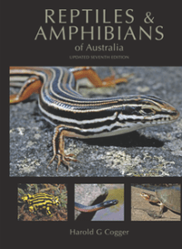 Reptiles and Amphibians of Australia, Updated Seventh Edition