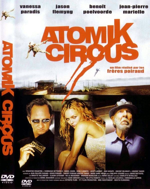 Atomik Circus - Le Retour De James Bataille : atomik, circus, retour, james, bataille, Atomik, Circus, Retour, James, Bataille, (2004), AvaxHome