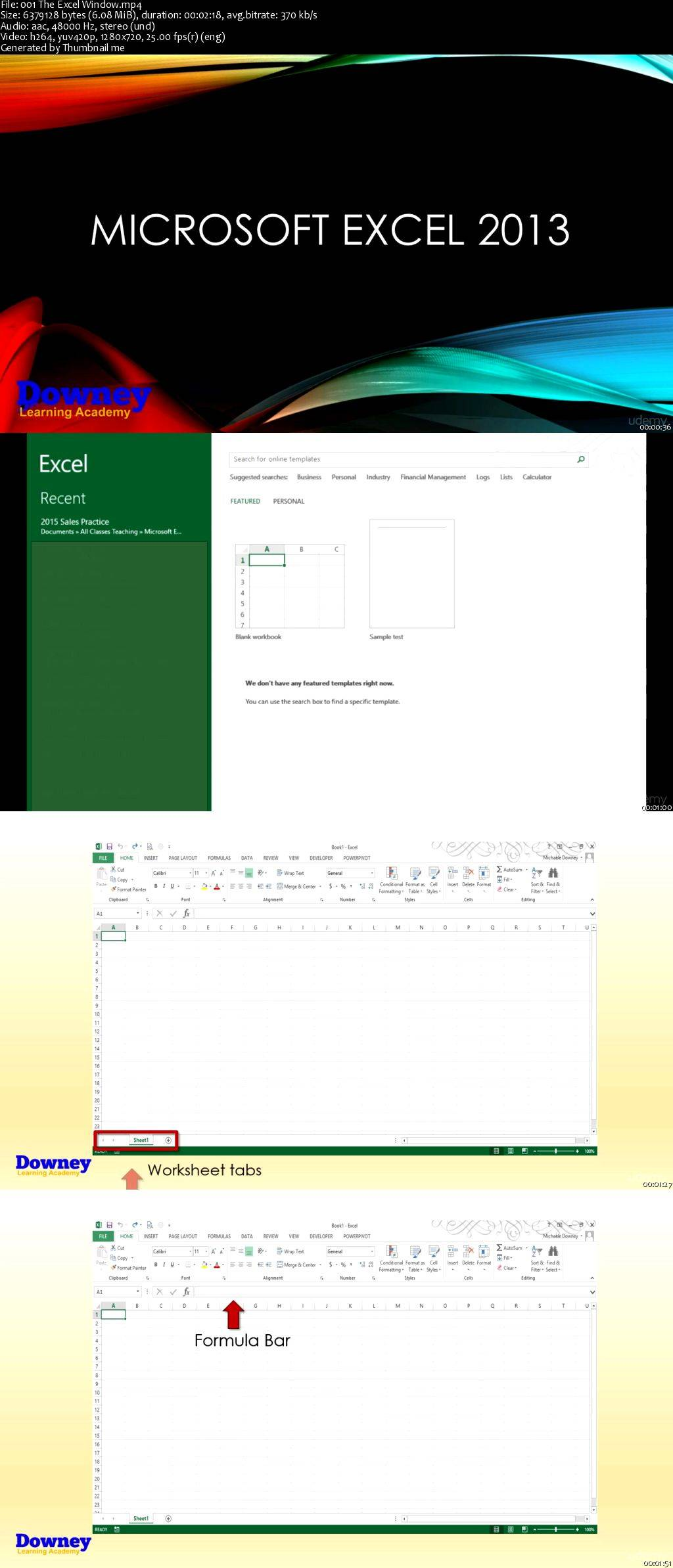 Microsoft Excel For Beginners Master The Basics