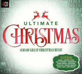 Ultimate… Christmas: 4CDs of Great Christmas Music (2015)
