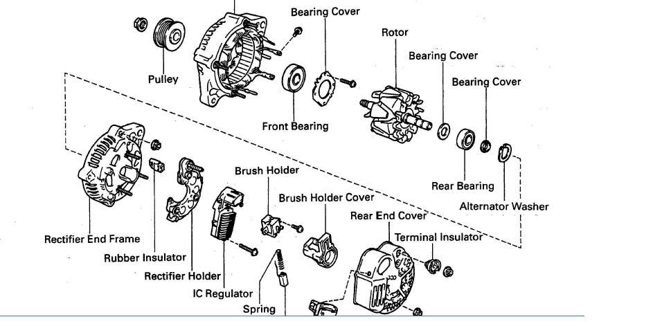[DIAGRAM] Wiring Diagram Toyota 3s Fe FULL Version HD