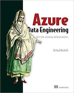 Azure Data Engineering [MEAP]