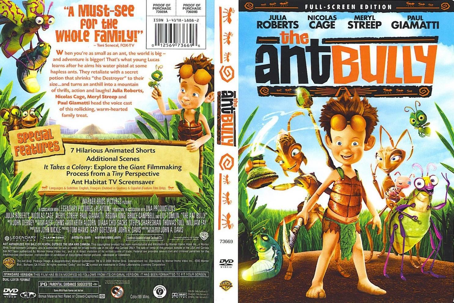 The Ant Bully Dvdrip Avaxhome