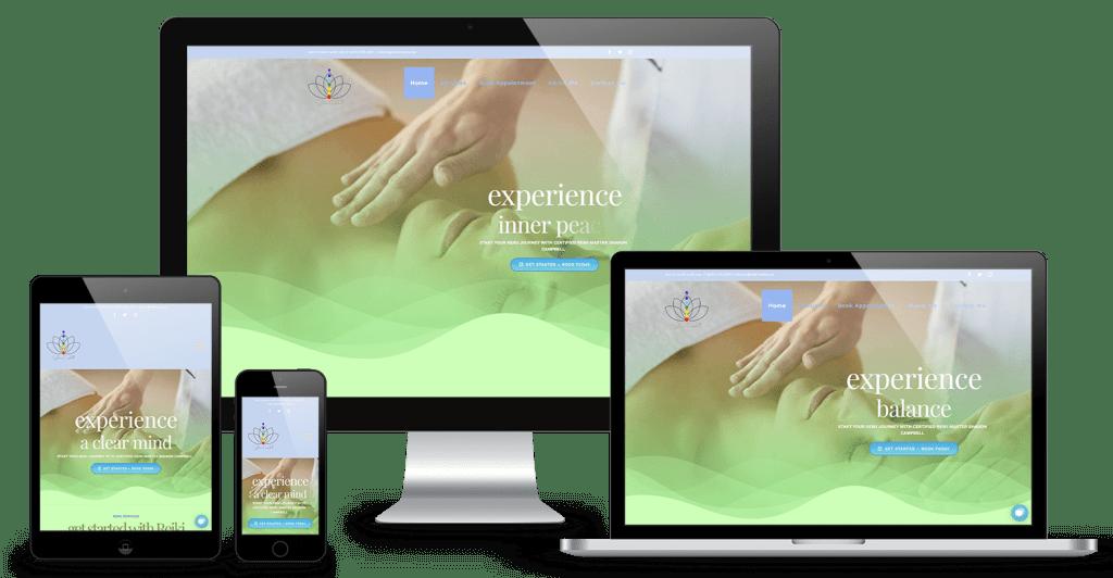 web design toronto sample