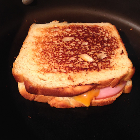 gf grilled cheese