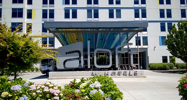 Aloft Portland Airport Cascade Station