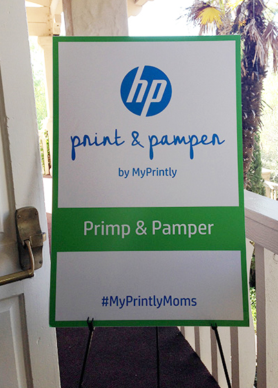 Primp and Pamper MyPrintly