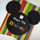 Disney Countdown Calendar  – Free Printable!