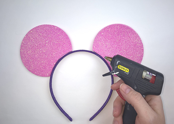 DIY Mickey Ears
