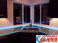 Costa Mesa, Custom Kitchen Glass