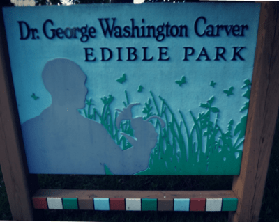 george washington carver edible park - asheville, nc - as seen on pixiespocket.com