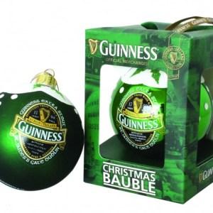 Guinness Ireland Gloss Bauble