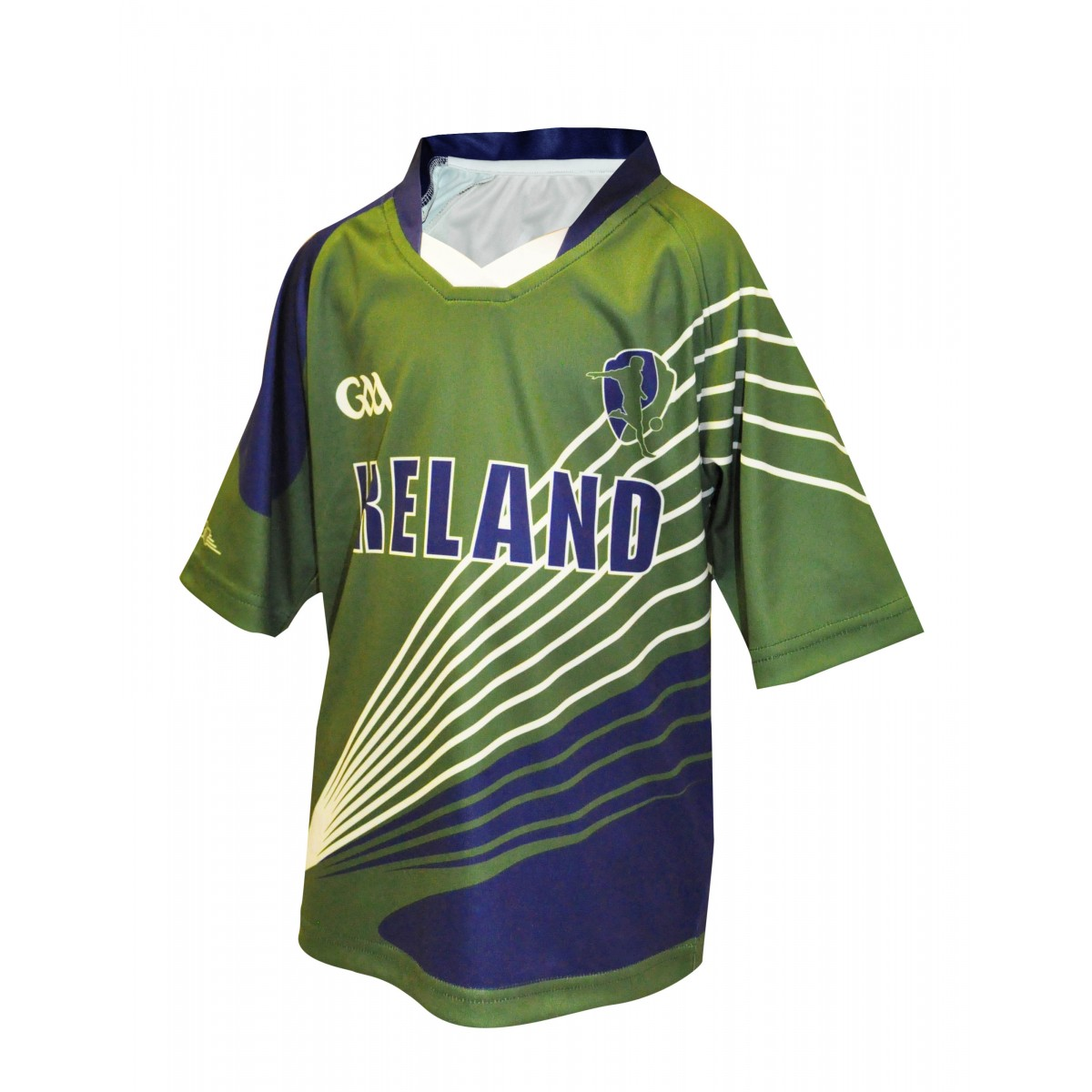 best cheap 3e314 4d1e8 Kids' GAA Gaelic Football Jersey - Pixie Treasures Celtic Shoppe