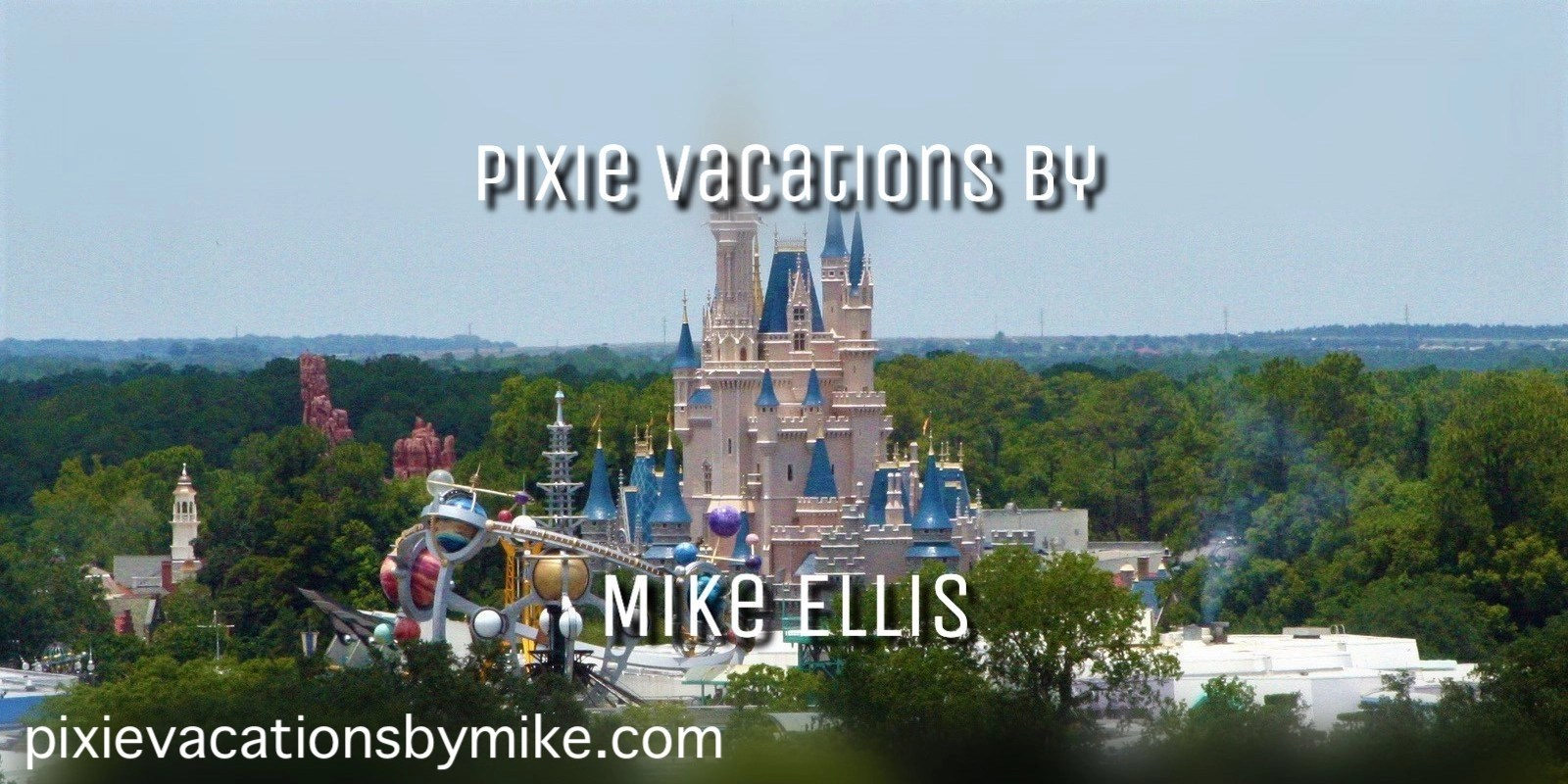Pixie Vacations by Mike