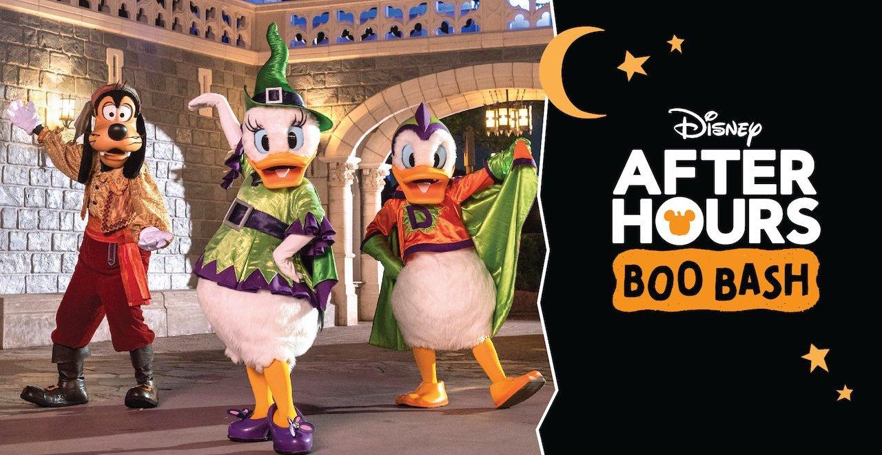 Disney Boo Bash