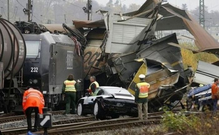 Train wrecks and crashes  Others