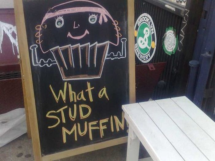 Awesome Chalkboard Signs  Fun