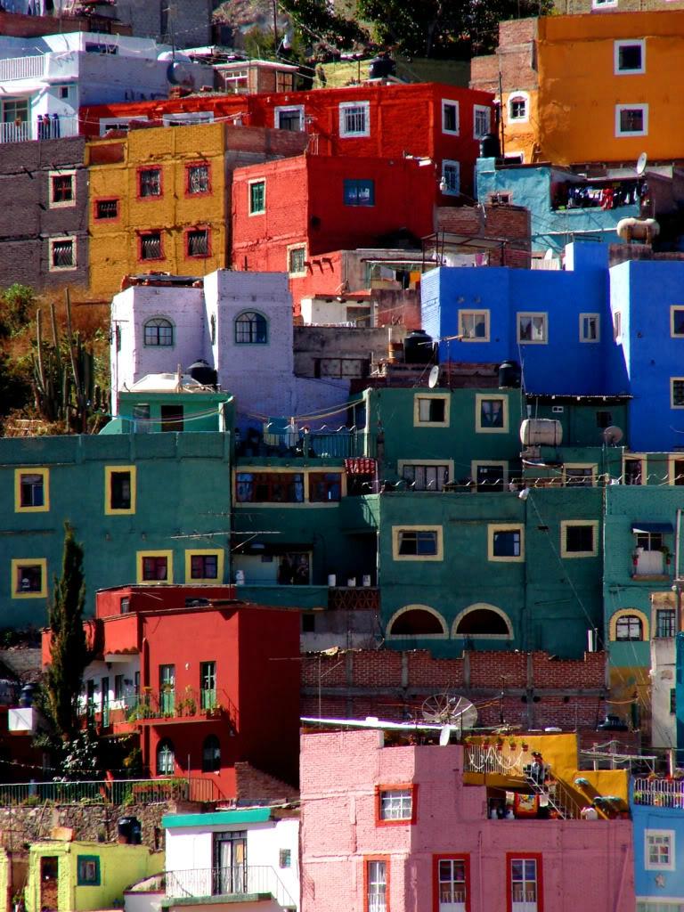 Guanajuato  multicolored city  Others