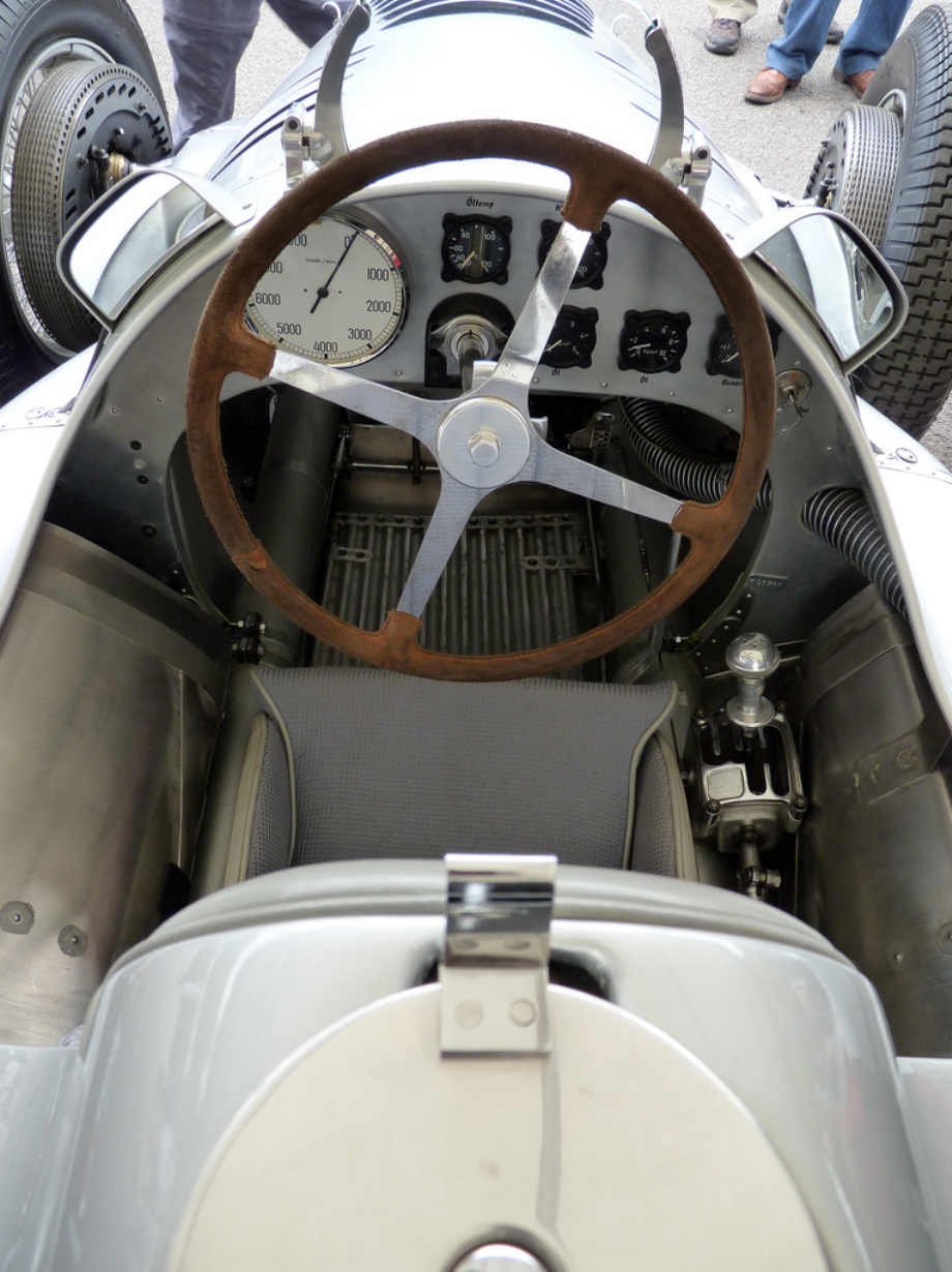 1936 Auto Union Type C  V16  Vehicles