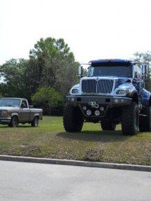 Biggest Street Legal Truck : biggest, street, legal, truck, IRONREVENGE, World's, Largest, Street, Legal, 4×4,, Vehicles
