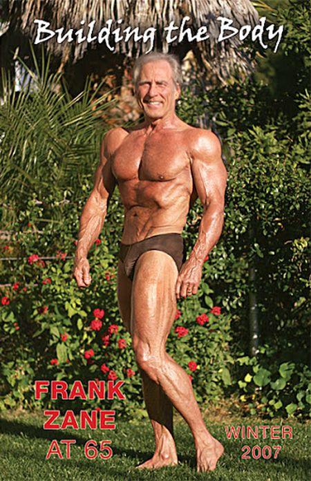 Frank Zane 1972 vs 2012 part 2012  Others